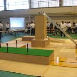 第20回高校生ロボット大会のコート